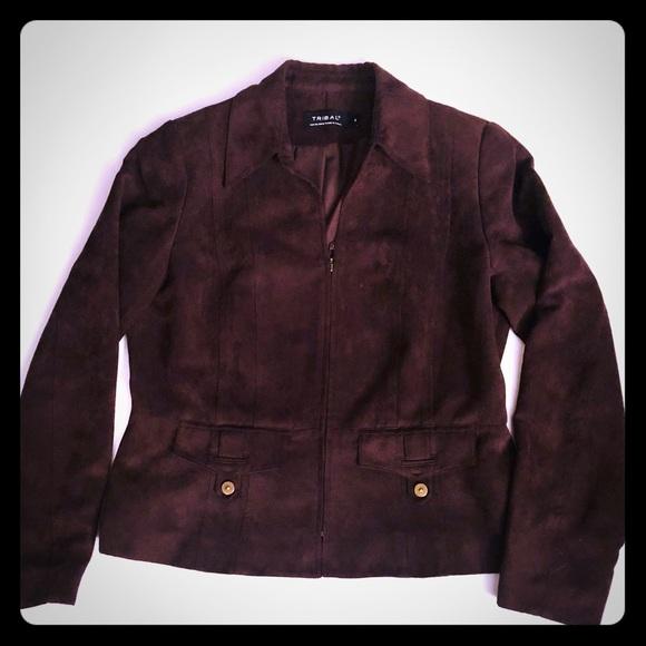 Tribal Jackets & Blazers - TRIBAL Womens Coat.